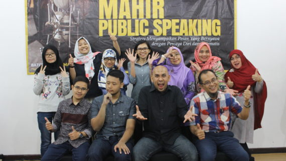 Mahir Public Speaking